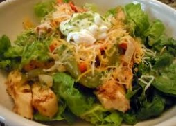 Salads DON JUAN RESTAURANT