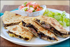 Quesadillass  DON JUAN RESTAURANT